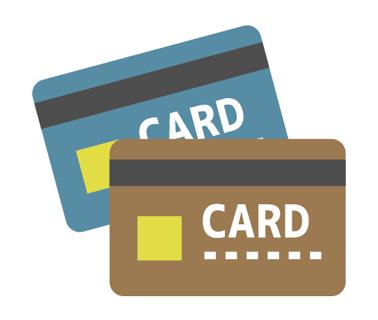 クレジットカードでポイントを貯める