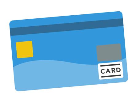 クレジットカード新規作成