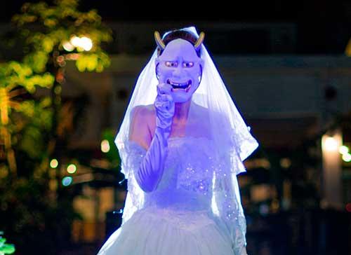 ぱくたそ 鬼嫁の写真