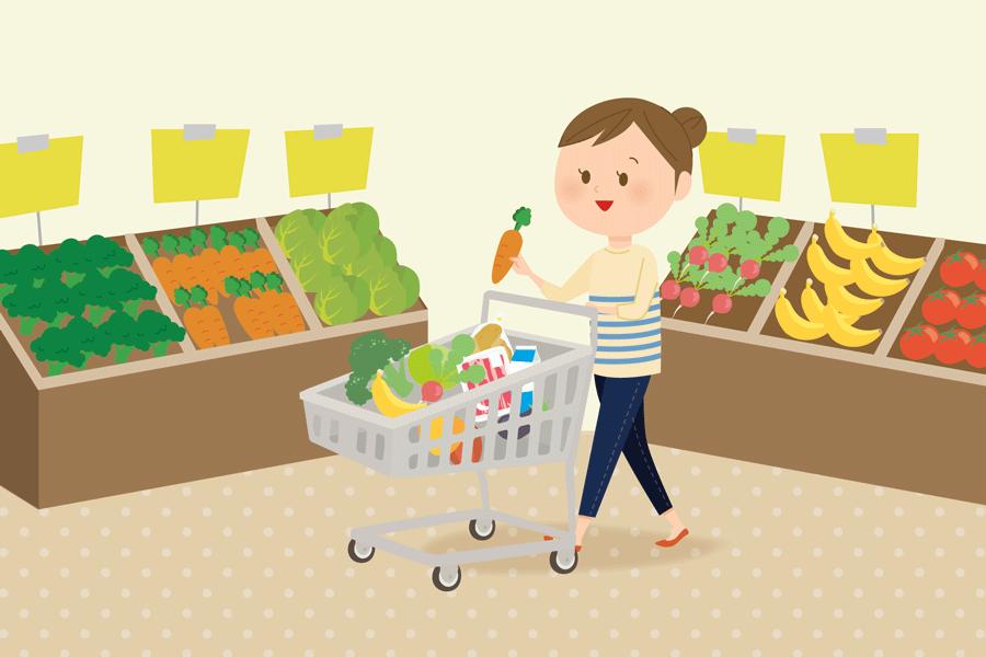 【簡単】食費を少しでも抑えて節約できる方法10選【今すぐできる】